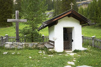 Pestkapelle Gaistal