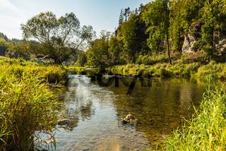 Donautal, Baden-Württemberg, Deutschland