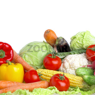 vegetables. Healthy food