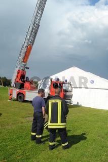Landkreis St Wendel Feuerwehrtag
