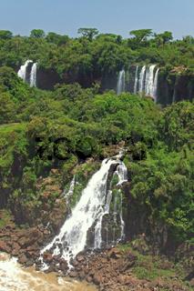 Cataratas del Iguazú in Argentinien