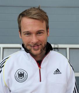deutscher Handballspieler Kevin Schmidt (HSG Wetzlar,DHB-Team)