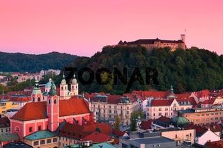 Laibach (Ljubljana), Slowenien