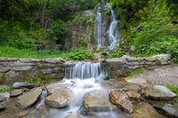 Wasserfall Königshütte Harz