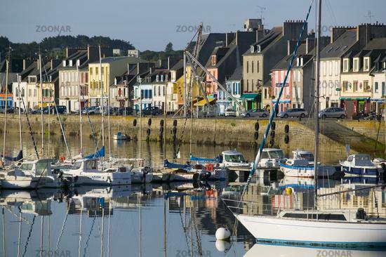 fishing village Camaret sur Mer, Brittany, France