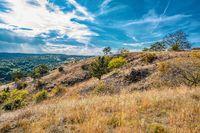 National Nature Reserve Mohelen Snake Steppe, Czech Republic