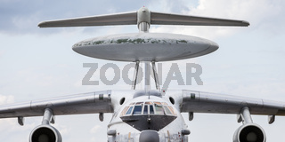 AWACS radar airplane