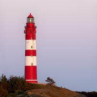 Lighthouse on the island of Amrum