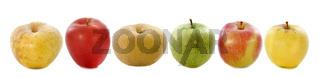 six apples