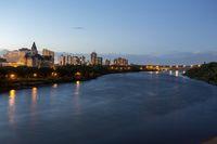 Night Photography Saskatoon