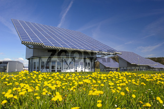 Photovoltaikanlage auf Dach