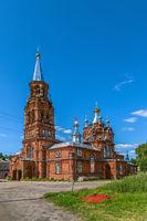 Ascension Cathedral, Ostashkov, Russia