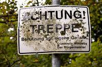 Signs in Eckernfoerde. 001