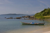 Tropical beach,near Giang Dau,on,the island of,Phu Quoc,Vietnam