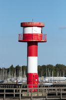 Lighthouse 002. Eckernfoerde. Germany