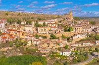 Cityscape View, Sepúlveda, Spain