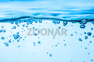 close up water