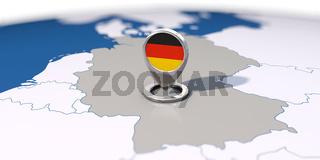 Ziel Deutschland