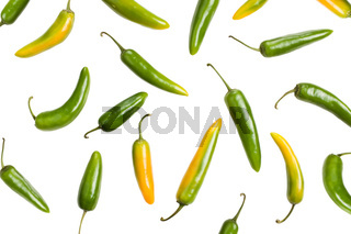 Jalapenos Chili Peppers