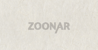 Natural japanese recycled paper texture. Horizontal banner