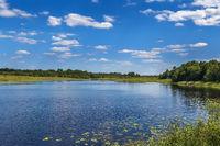 Lake Seliger, Russia