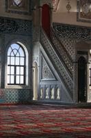 mosque interrior