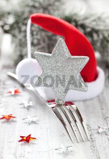Einladung zum Weihnachtsessen