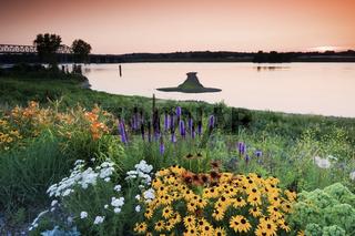 Arrow Island on Mississippi