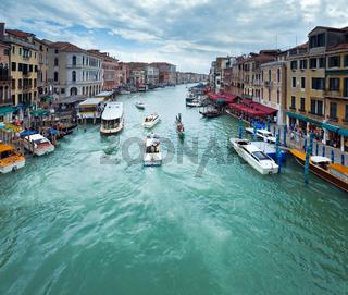 Venice summer view