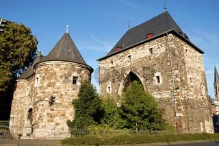 Aachen Ponttor citygate