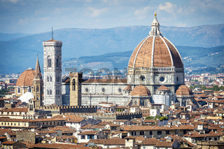 Cathedral Santa Maria del Fiore in Florence
