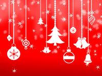 Girland For Christmas trees