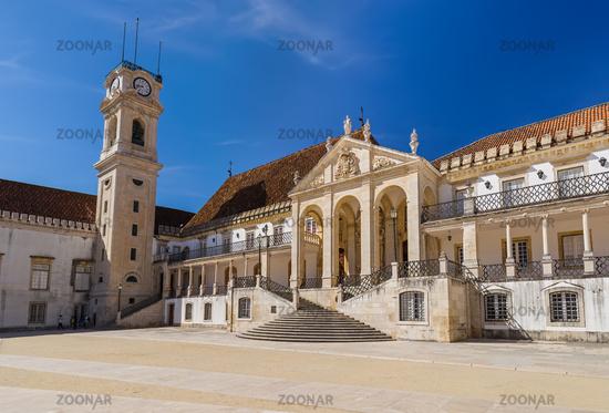 Coimbra university - Portugal