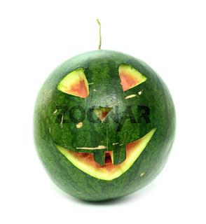 watermelon face