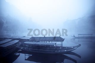 fog town of phoenix