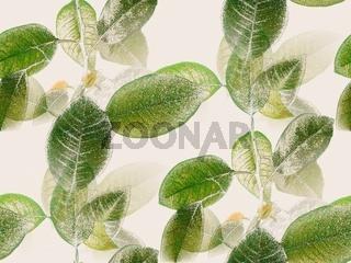 Blätterspiel I