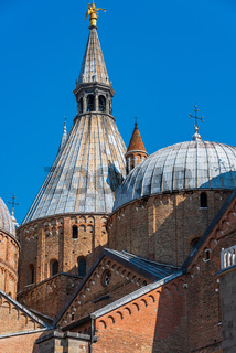 Dome of the Basilica of  Saint Anthony of Padua