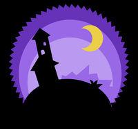 Night Spot Cartoon
