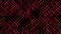 Geometric mesh maze abstract background.
