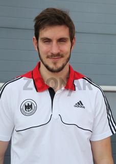 DHB Handball-Nationalspieler Michael Haaß  (DHB-Team , Frisch Auf Göppingen , SC Magdeburg)