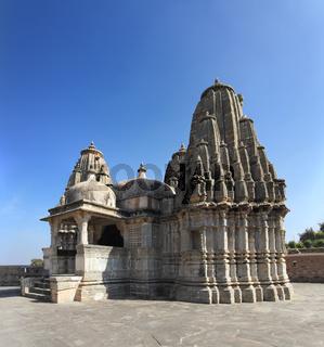 hinduism temple in kumbhalgarh fort