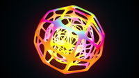 Geometric multicolored tangle