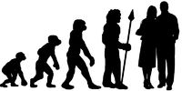 Evolution of Human Life