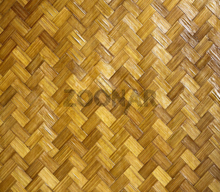 Traditional thatch mat