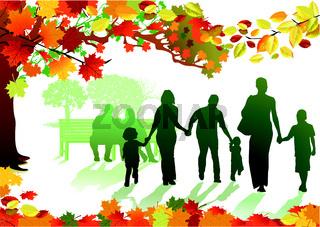 Park im Herbst.eps