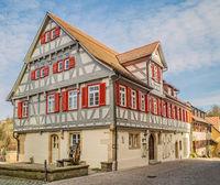 Musikschule, Altes Pfarrhaus, Waldenbuch, Landkreis Böblingen