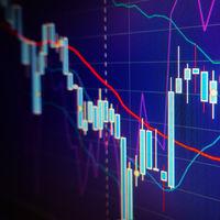 Volatility - Stock market graphs