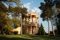 Belvedere upon Klaushill
