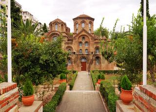 Panagia Chalkeon Church, Thessaloniki