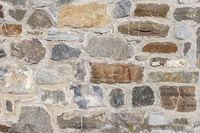 Old ancient brick wall